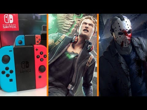 MORE Switch Shortages + Hype KILLED Scalebound + Friday the 13th APOLOGY - The Know