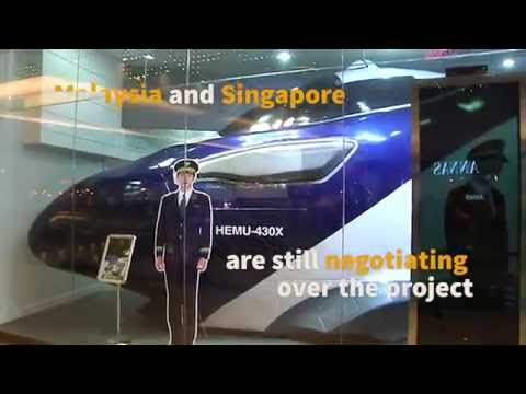 South Korea wants to give its high-speed rail tech to Malaysia