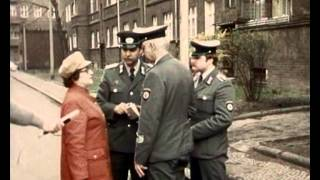 East German Police GDR - DDR Volkspolizei Info Film