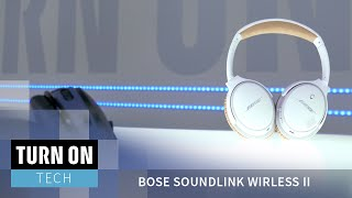 Bose Soundlink Around-Ear Wireless Headphones II - TEST - 4K