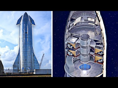 What's Inside The SpaceX Starship? - Tech Vision