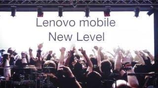 Смартфоны Motorola возвращаются! Lenovo - New Mobile Level.
