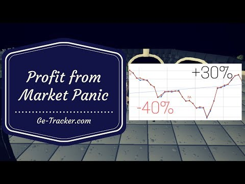 [OSRS Flipping] Profit from Market Panic