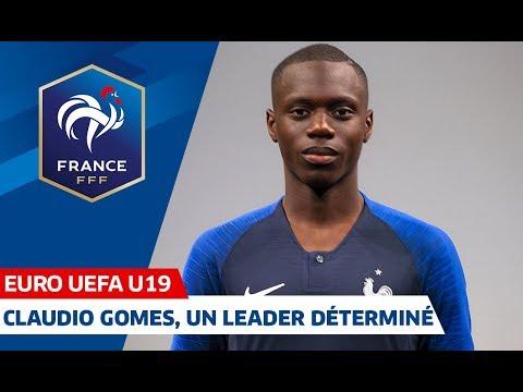 Euro U19 2019 : rencontre avec Claudio Gomes, un leader déterminé