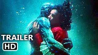 THE SHАPЕ ΟF WАTЕR Final Trailer (2017) Guillermo Del Toro Fantasy Monster Movie HD