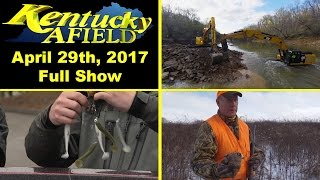 April 29, 2017 Full Show - Green River Dam Removal, Alabama Rig, Habitat Improvement