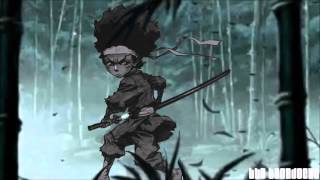 Download The Boondocks Potential Soundtrack - The Return of Samurai Huey MP3 song and Music Video