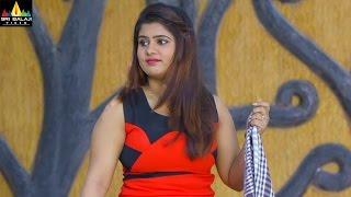 Akira | Telugu Latest Movie Scenes | Jabardasth Rakesh Flirting with Anusha | Sri Balaji Video