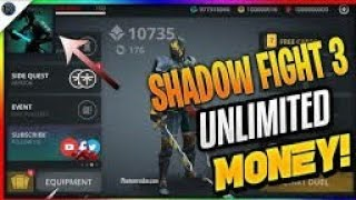 Shadow Fight 2 Latest Version 1.9.28  God Mod Apk Unlimited Health,coins & Diamonds
