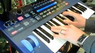 Novation Ultranova - How does it sound? Preset Demonstration