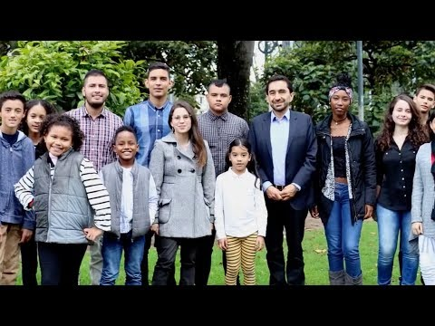 Colombian Youth Save The Amazon