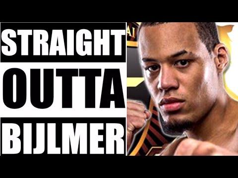 """The Immortal"" Regian Eersel: Straight Outta Bijlmer | Kickboxing & Muay Thai Documentary"