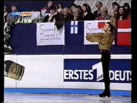 Ronny Winkler GER - 1995 European Championships LP