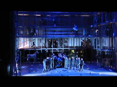 Trailer DER RING DES NIBELUNGEN at the Bavarian State Opera