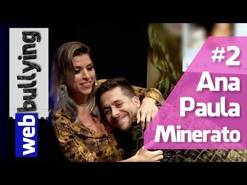 WEBBULLYING NA TV #02 - ANA PAULA MINERATO (Programa Pânico)