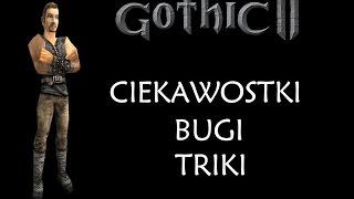 Gothic II Noc Kruka - Ciekawostki | Bugi | Triki [HD]