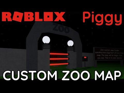 Roblox Piggy Custom Map Ideas