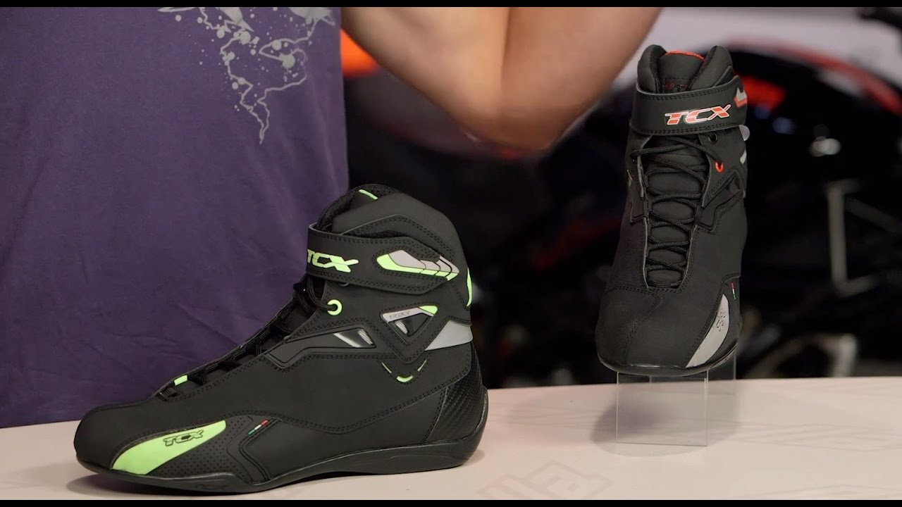 TCX Rush WP Boots Review at