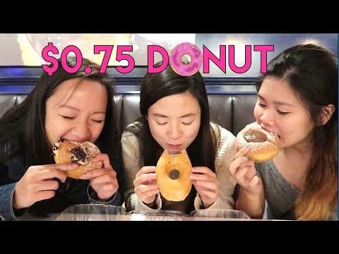 $0.75 vs $3.25 Donuts🍩 | WHAT A STEAL