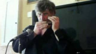 harmonica - touchez pas au grisbi à l