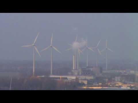 Belgian Wind Farm