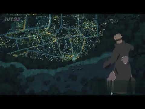 Наруто Против Пейна, в мире Цукуеми.