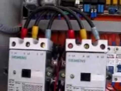 For House Wiring Circuit Breaker Automatic Transfer Switch Ats Design By Unsw Engineer
