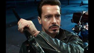Robert downey jr. as terminator [deepfake] -