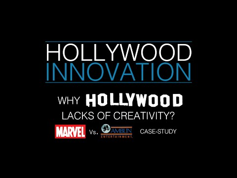 Hollywood Innovation - Why Hollywood lacks of Creativity?