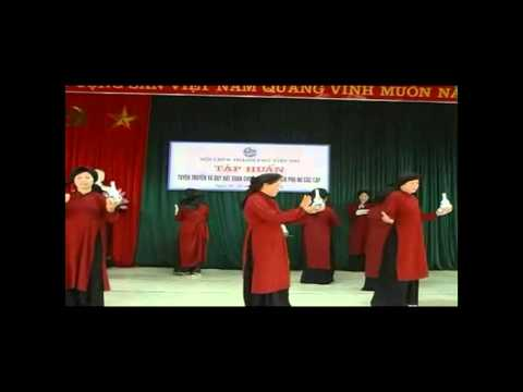 Moi ruou (Hat Xoan Phu Tho)