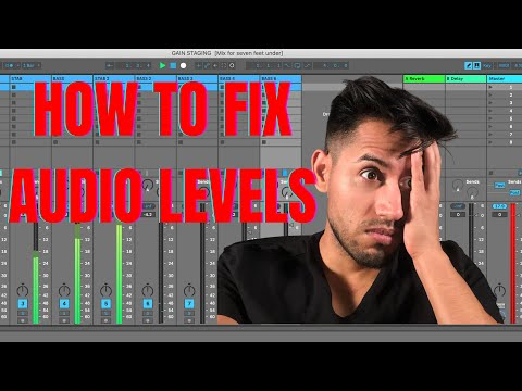 How to Fix Audio Levels in Your Daw Your Videos on VIRAL CHOP VIDEOS