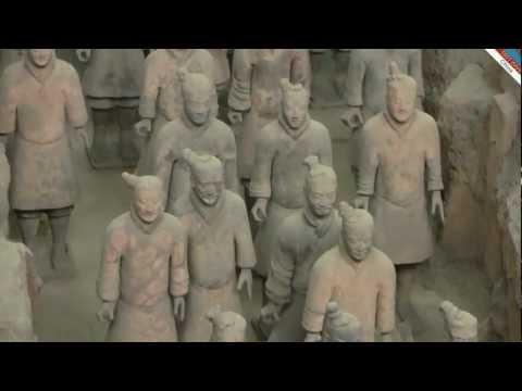 The Terracotta Army, Xian
