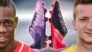 Testing Balotelli & Reus Boots: Puma evoPOWER 1.2 Test & Review