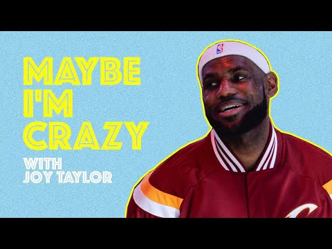 LeBron Takes the Subway and Leaves Us Content | Episode 09 | MAYBE I'M CRAZY