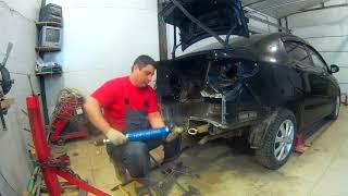 видео Кузовной ремонт Киа в Москве: цены у оф. дилера KIA и отзывы