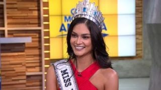 Miss Universe Philippines Speaks Out About Pageant Mix-up