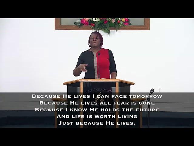 West Philadelphia SDA Church -  10/9/2021