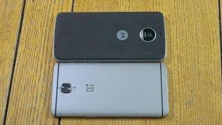 Moto Z Play vs OnePlus 3 - Camera Test!