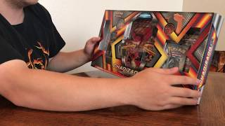 Pokemon TCG - Charizard GX Premium Box - Unboxing