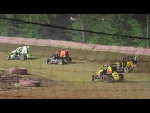 600 Feature Race @ Linda's Speedway 5-25-18 (DSLR)