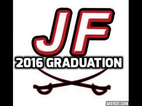 2016 Jefferson Forest High School Graduation Ceremony
