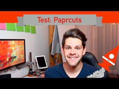 Start up Willi testet: PaprCuts