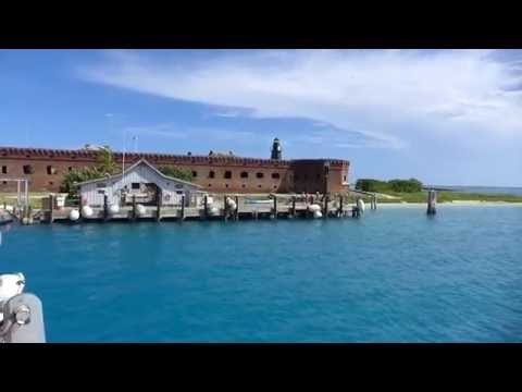Dry Tortugas National Park, Florida - Full Tour HD (2016)
