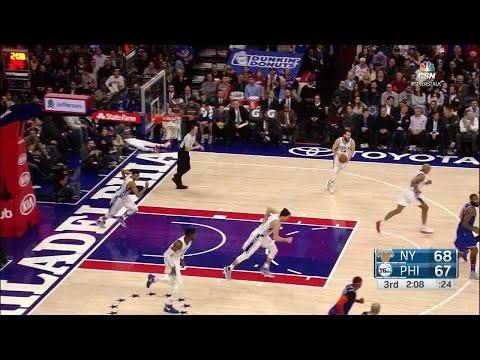 Quarter 3 One Box Video :76ers Vs. Knicks, 1/11/2017 12:00:00 AM