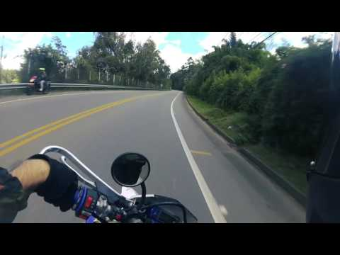 Conductor Peligroso - Dangerous Driver (MOTORCYCLE CLOSE CALL)