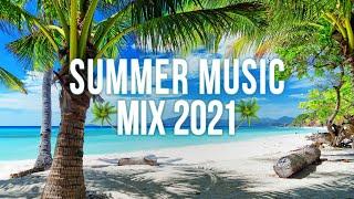 Summer EDM Music Mix 2021 - classic 90s edm songs