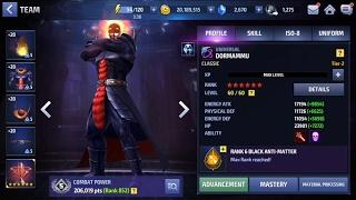 Marvel Future Fight- Building Dormmamu / Surprise Ending