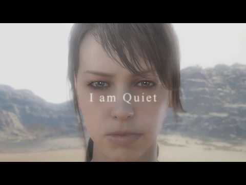 [GMV] Metal Gear Solid V: Phantom Pain - Quiet's Theme (Lyrics)