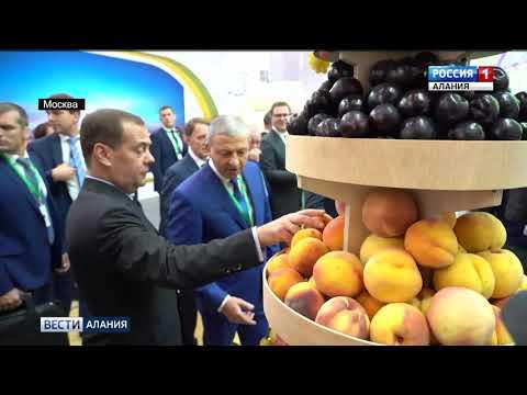 Смотреть Сегодня в Москве на территории «ВДНХ» открылась Российская агропромышленная выставка «Золотая осень онлайн