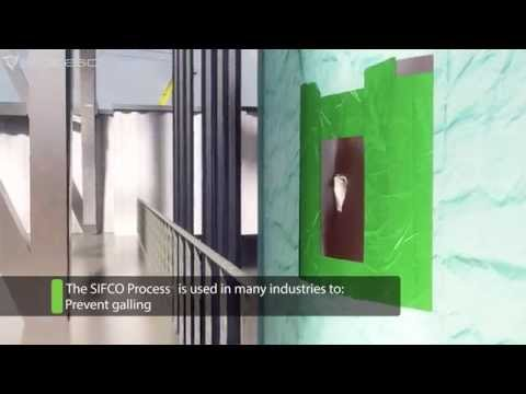 Advanced Selective Brush Plating using the SIFCO Process® from SIFCO ASC